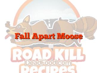 Fall Apart Moose