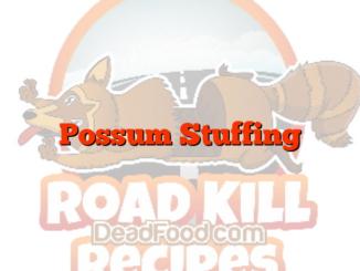 Possum Stuffing