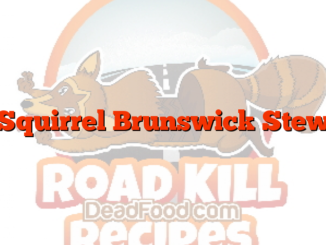 Squirrel Brunswick Stew