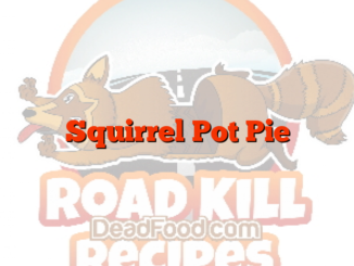 Squirrel Pot Pie