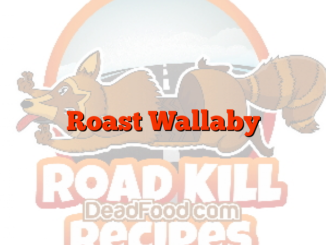Roast Wallaby