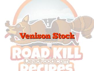 Venison Stock