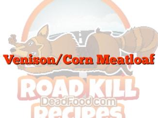 Venison/Corn Meatloaf