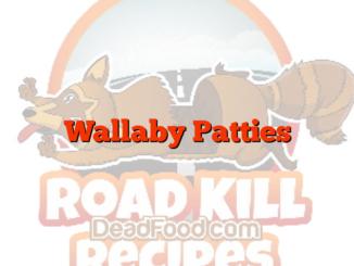 Wallaby Patties