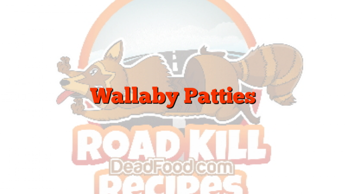 Wallaby Patties